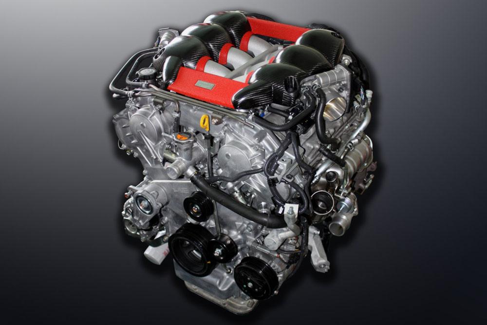 Mine S R35 Gt R Super Response Complete Engine
